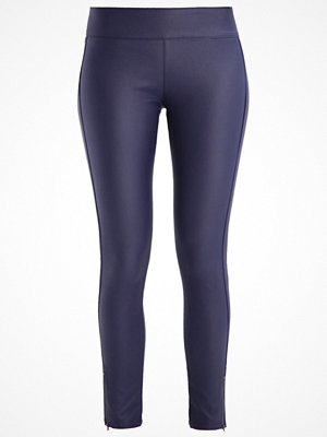 Leggings & tights - Cream BELUS KATY Leggings royal navy blue