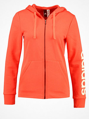 Adidas Performance ESSENTIALS LINEAR Sweatshirt coral