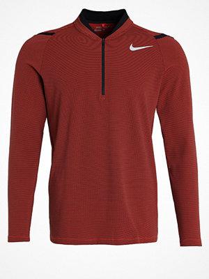 Sportkläder - Nike Golf Funktionströja max orange/black