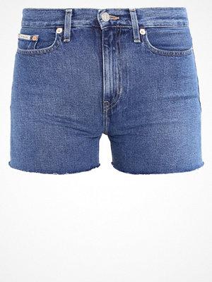 Calvin Klein Jeans HIGH RISE Jeansshorts vintage mid