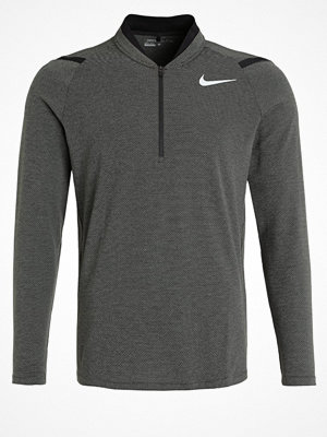 Sportkläder - Nike Golf Tshirt långärmad black/silver