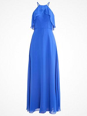 Laona Maxiklänning pacific blue