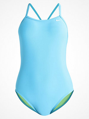 Nike Performance Baddräkt chlorine blue