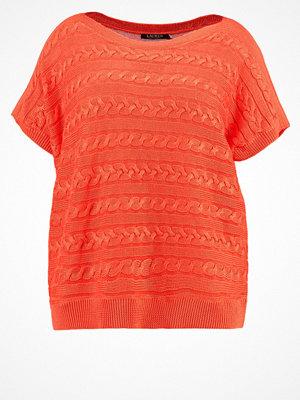 Lauren Ralph Lauren Woman MENDOLUNA Tshirt med tryck sunset orange