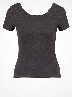 Even&Odd Tshirt bas dark grey melange