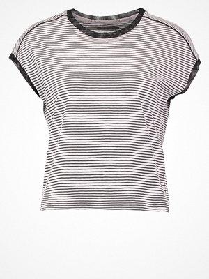Calvin Klein Jeans LORETTA STRIPE Tshirt med tryck black/grey