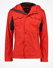 Regnkläder - The North Face ARRANO Hardshelljacka fiery red