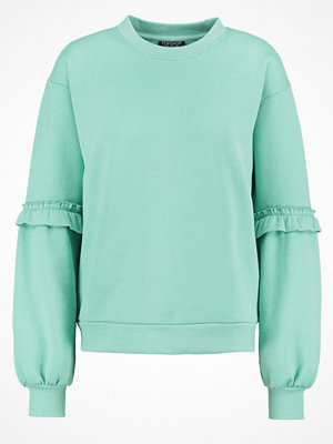 Topshop EXTREME Sweatshirt green