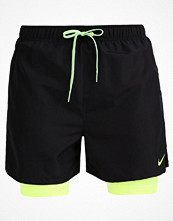 Badkläder - Nike Performance 2IN1 TRAINER Surfshorts black