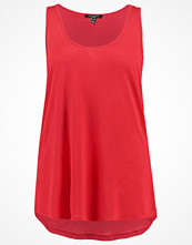 New Look Curves Linne bright red