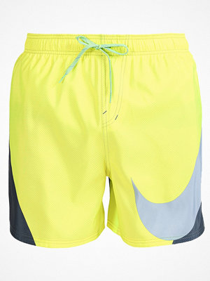 Badkläder - Nike Performance BREACH Surfshorts volt
