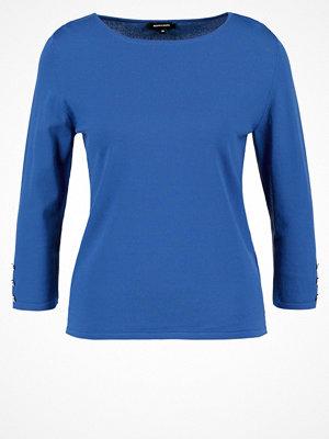 More & More Stickad tröja galaxy blue