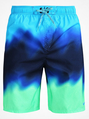 Badkläder - Nike Performance LIQUID HAZE  Surfshorts electro green