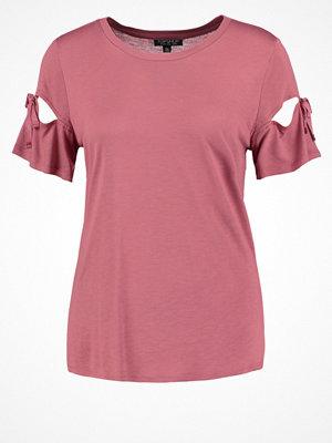 Topshop Tshirt med tryck lightpink