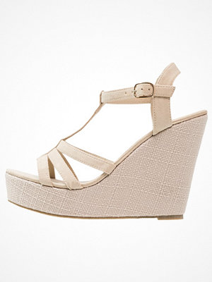 Anna Field Sandaletter beige
