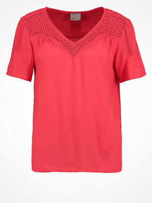 Vero Moda VMLULU Tshirt med tryck hibiscus