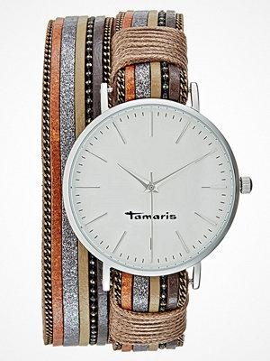 Klockor - Tamaris REZI Klocka brown