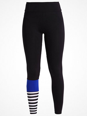 Hey Honey Tights surf style electric blue