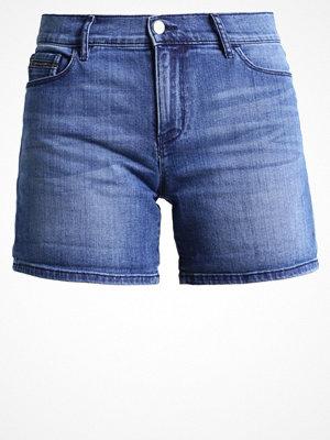 Calvin Klein Jeans CUT OFF SHORT Jeansshorts blue