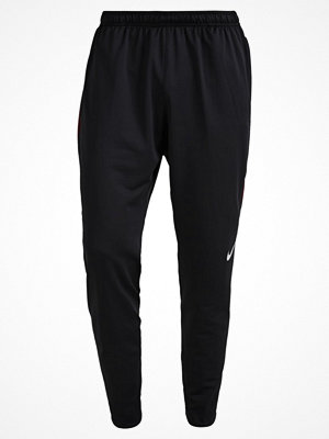 Sportkläder - Nike Performance Träningsbyxor black/track red/metallic silver