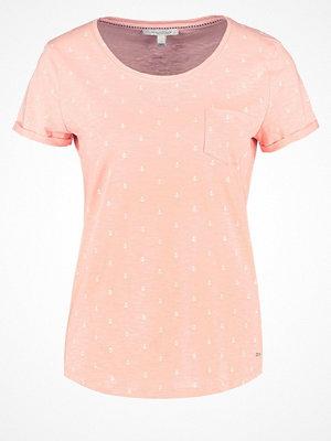 Tom Tailor Denim Tshirt med tryck perfect peach