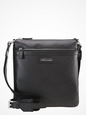 Väskor & bags - Trussardi EDEN Axelremsväska black