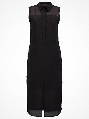 Calvin Klein Jeans DALLAS Skjortklänning black