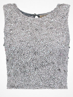 Lace & Beads PICASSO Blus light grey