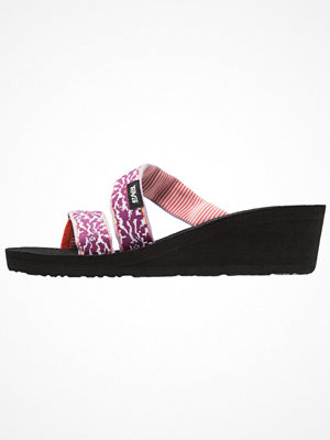 Teva MUSH MANDALYN Flipflops lucia/multicolor/purple