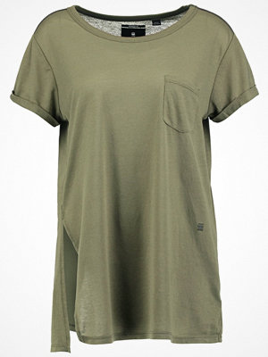 G-Star GStar ROA STRAIGHT POCKET  Tshirt bas sage