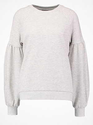 Vero Moda VMPUFFY Sweatshirt light grey melange
