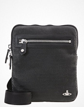 Väskor & bags - Vivienne Westwood WIMBLEDON Axelremsväska black