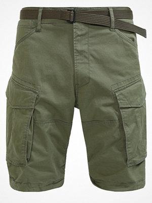 G-Star GStar ROVIC BELT LOOSE 1/2 3D Shorts sage