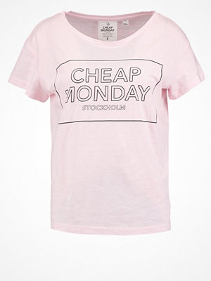 Cheap Monday HAVE  Tshirt med tryck pastel pink