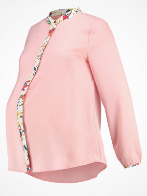 Spring Maternity BLAISE MANDARIN Skjorta pink