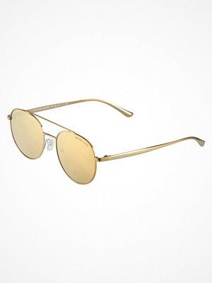 Michael Kors LON Solglasögon gold tone