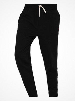 Sportkläder - Polo Ralph Lauren Träningsbyxor black