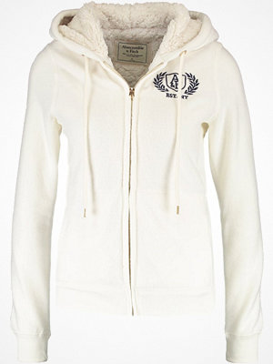 Abercrombie & Fitch Sweatshirt white