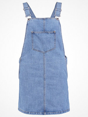 Only ONLFRANCES Jeansklänning light blue denim