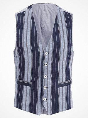 Västar - Sisley Kostymväst navy