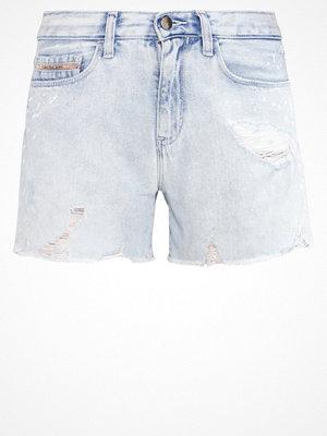 Calvin Klein Jeans Jeansshorts destroyed denim