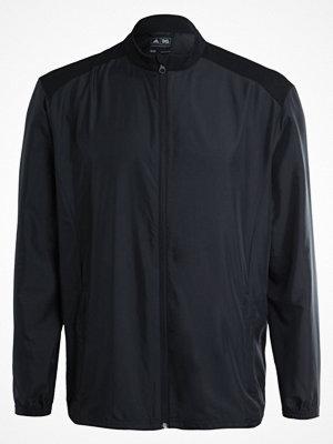 Regnkläder - Adidas Golf CLUB Vindjacka black