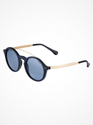 Polo Ralph Lauren Solglasögon shiny navy blue