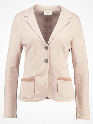 Cartoon Blazer cream pink