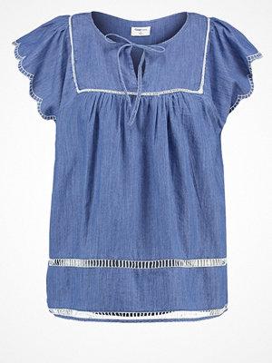 GAP Tshirt med tryck medium indigo