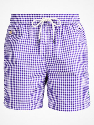 Badkläder - Polo Ralph Lauren TRAVELER Surfshorts vibrant purple