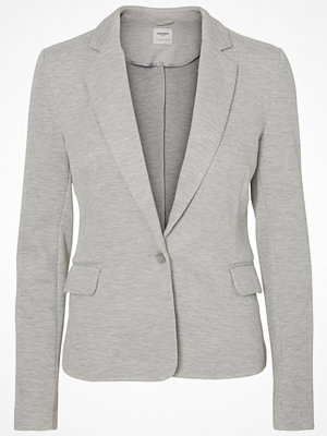 Vero Moda Blazer light grey melange