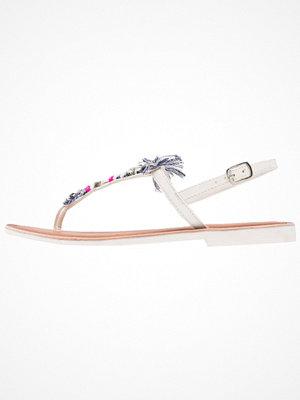 Sandaler & sandaletter - Marco Tozzi Flipflops white