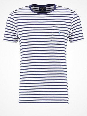 Polo Ralph Lauren CUSTOM FIT Tshirt med tryck white/observer