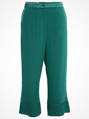 Sisley Tygbyxor green